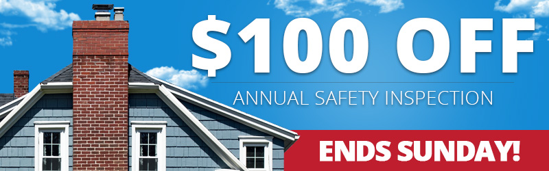 $100 off safety inspection