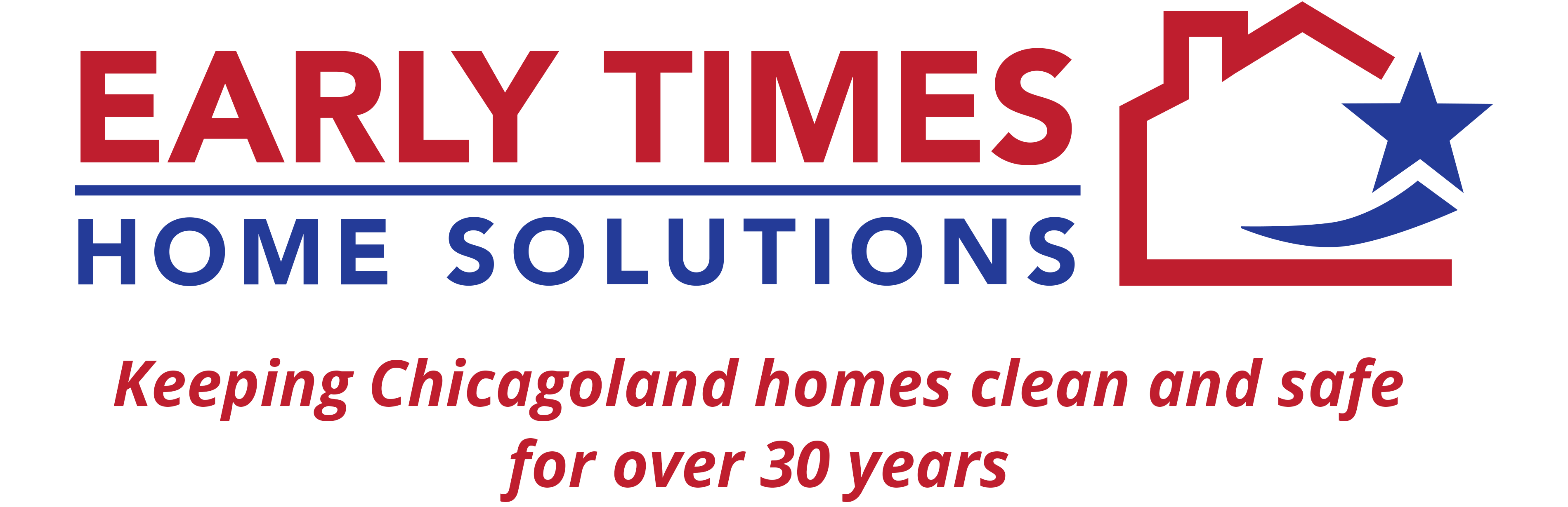 chimney cleaning early times