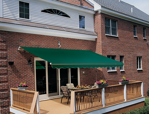 Sunsetter 174 Retractable Awnings For Your Patio Or Deck