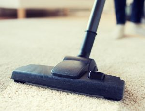 how to get soot out of carpet