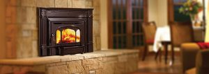 benefits of fireplace inserts