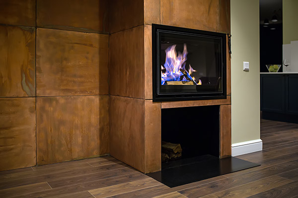 Knowing how to clean fireplace glass doors will help improve your home