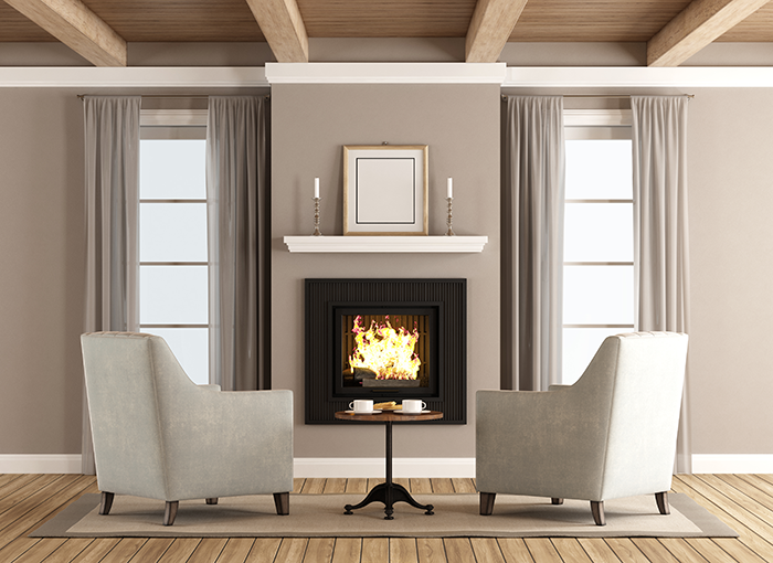 Why You Should Avoid Fake Fireplaces Early Times