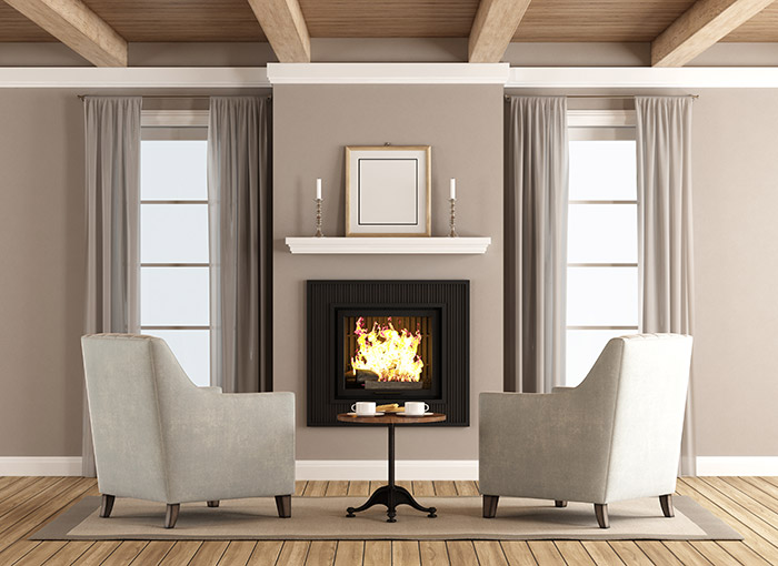 does a fireplace add value to a house