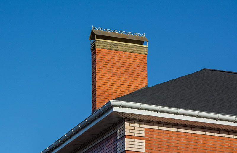 summer chimney sweep and cleaning