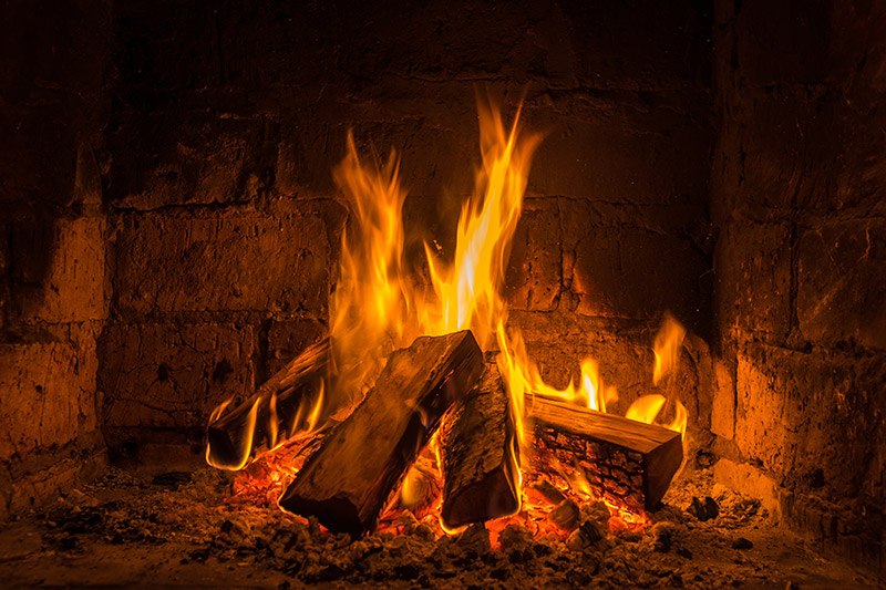 fireplace energy efficiency