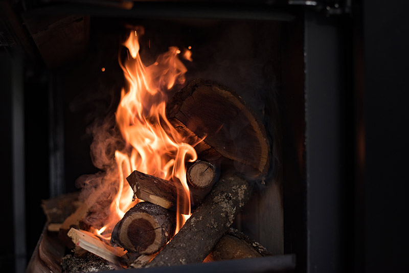 fireplace energy efficient