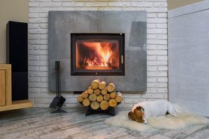 what not to burn in a fireplace