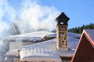 winter chimney care