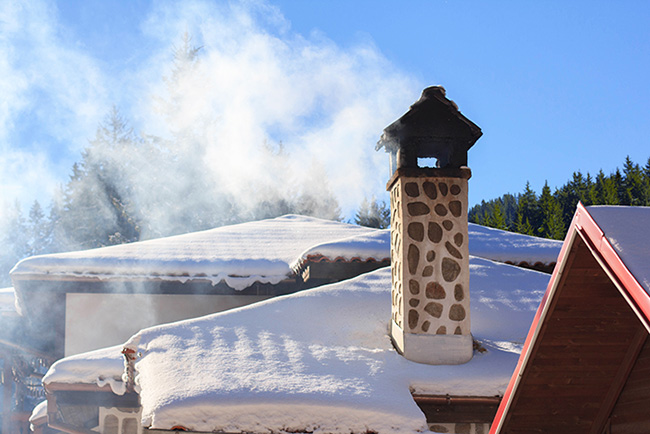 Winter Chimney Care: What You Should Know - Early Times