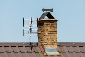 how tall should a chimney be