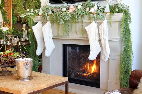 fireplace mantle upgrade