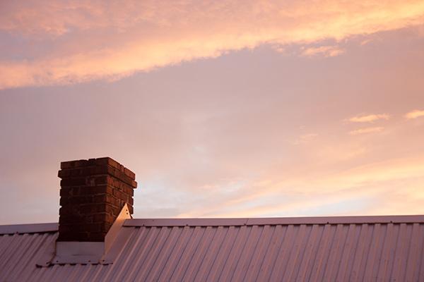 prevent chimney mold