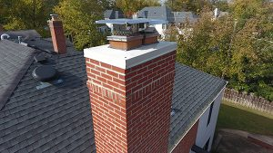 benefits of chimney crowns