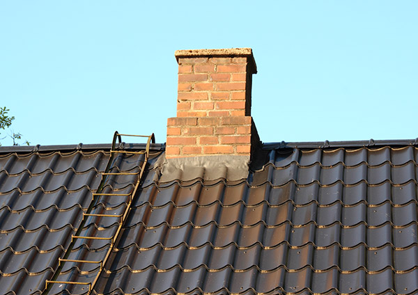 safety problems with the chimney
