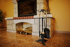 common fireplace tools