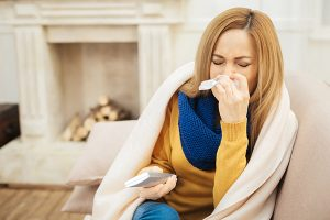 fireplaces cause allergies
