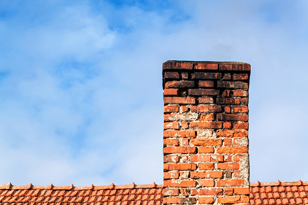 chimney without a liner