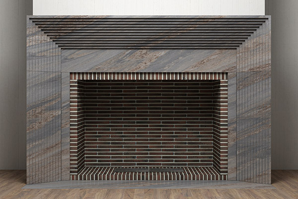 beautiful build fireplace mantel